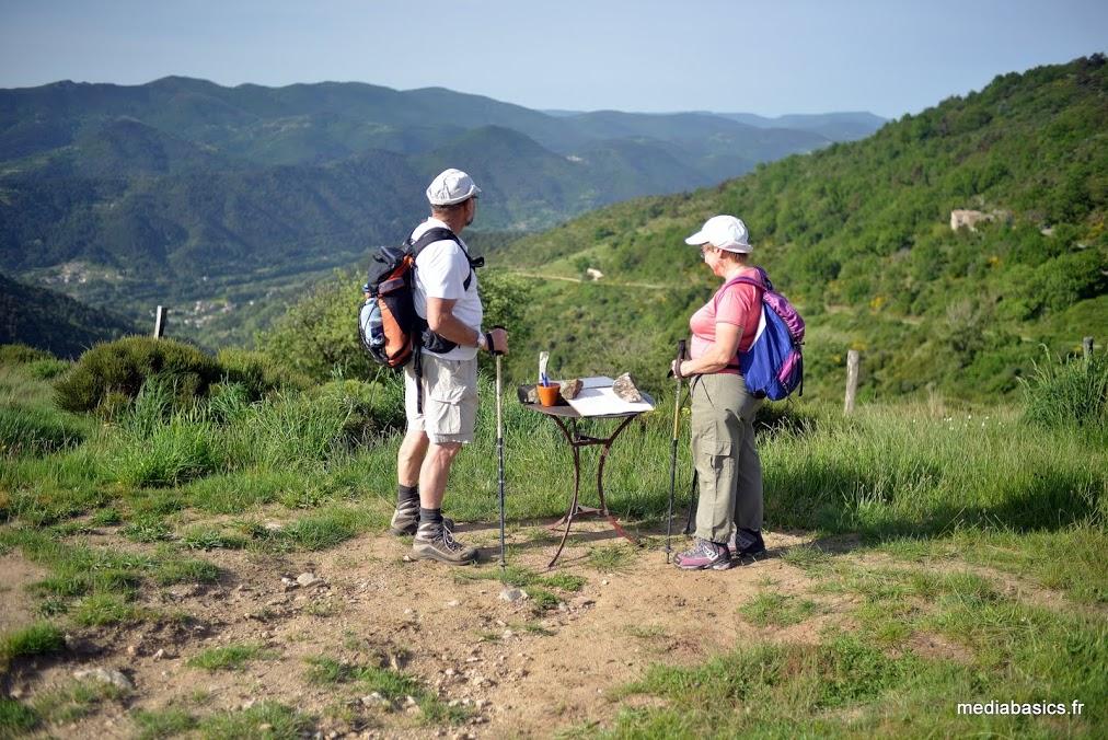 Les préparatifs de la randonnée de la caracole se poursuivent