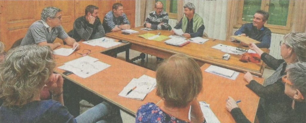 Le dernier conseil municipal de l'année chargé