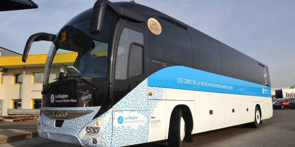 Transport : renumérotation de l'ensemble des lignes de cars régionales