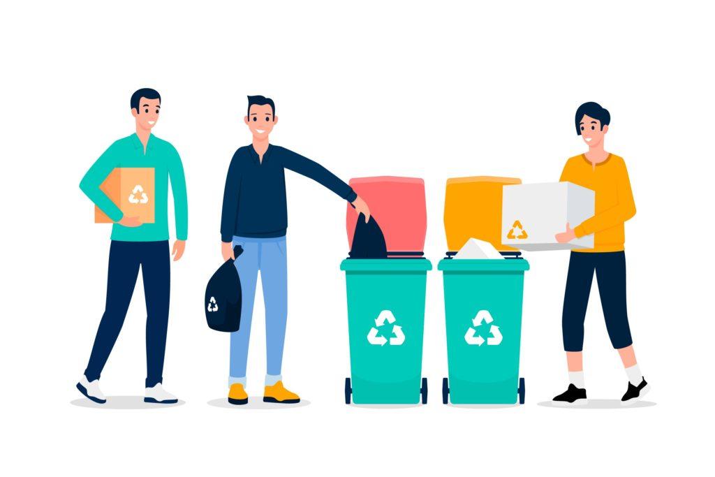 Nouvelles consignes de tri des déchets à partir du 4 octobre 2021